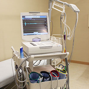 心電図+血圧脈波検査装置 フクダ電子 VS-3000TE
